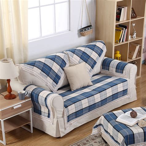 blue plaid couch popular blue plaid couch buy cheap blue plaid couch lots