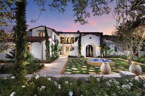 modern spanish style homes wallace neff spanish mission style pinterest