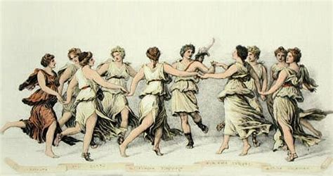 imagenes de musas inspiradoras criaturas de la mitologia griega taringa