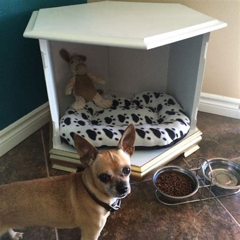 dog bed table 15 stylish pet beds that also serve as great looking tables
