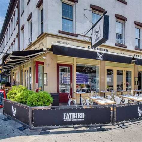 fatbird southern kitchen and bar