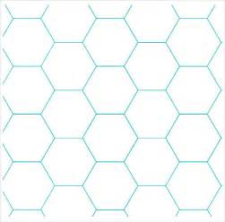 Hexagon Paper Templates by Sle Hexagon Graph Paper 6 Documents In Pdf Psd