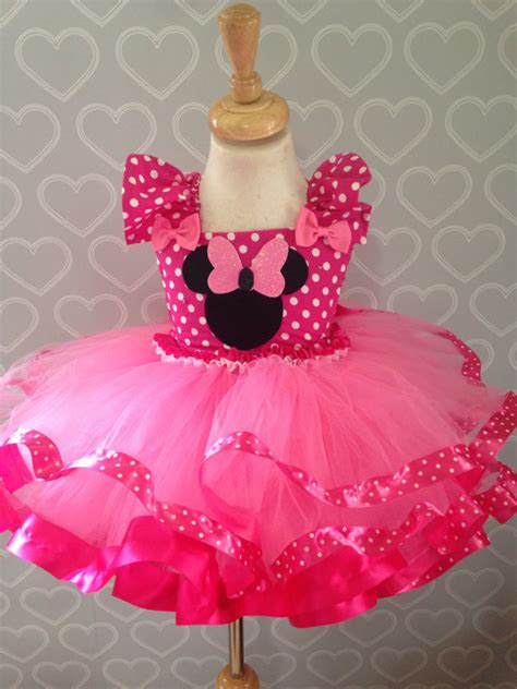 Set Tutu Mickey 3 9bulan minnie mouse tutu dress minnie mouse dress minnie mouse