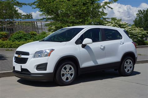 Frame Chevrolet Trax 2014 2014 chevrolet trax wallpapers9