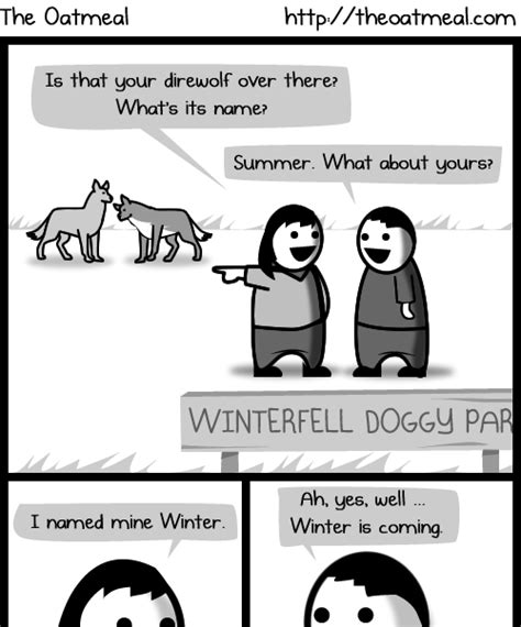 Most Popular Amazon by Winter Is Coming The Oatmeal