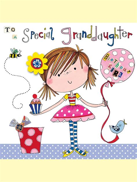 Dora Wall Stickers blm12 happy birthday granddaughter girl and balloon