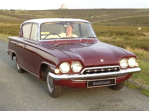 Ford Classic by Ford Consul Classic For Hire In Ashby De La Zouch