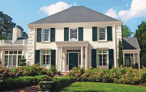 exterior paint colors the best color schemes