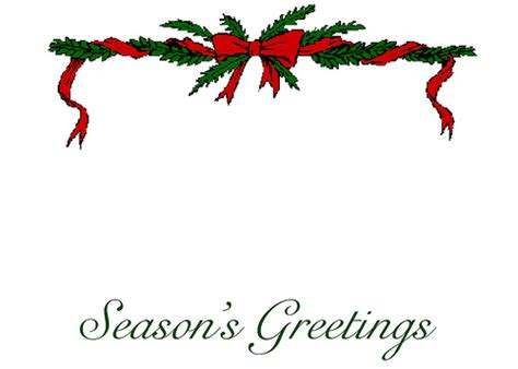 Seasons Greetings Card Templates Free 15 customize free templates images free