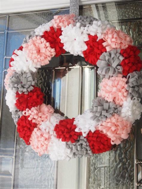 valentines day wreaths 33 melting handmade wreaths