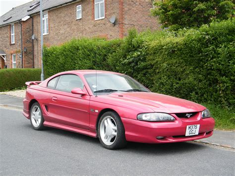 1994 Ford Mustang Gt by 1994 Ford Mustang Gt Images Pictures And