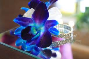 blue dendrobium orchids mandala floral calgary wedding and event florist