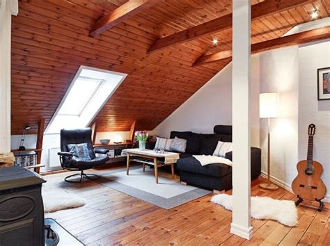 living in the attic 35 light and stylish scandinavian living room designs