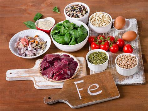 alimenti con molto ferro alimenti ricchi di ferro la lista completa da condividere
