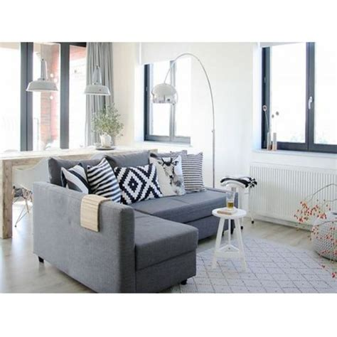ikea inspiration rooms 10 of the best colors to pair with gray ikea sofa