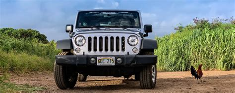 renting  jeep  kauai worth  splurge travel