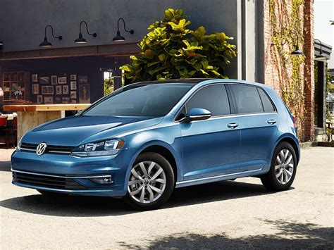 Vw Golf 2019 by 2019 Vw Golf Gets Power Cut But Added Safety Features