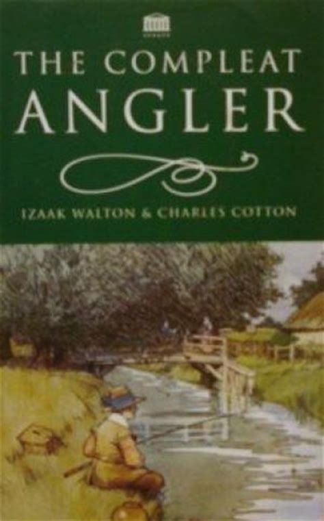the complete angler classic reprint books compleat angler by walton abebooks