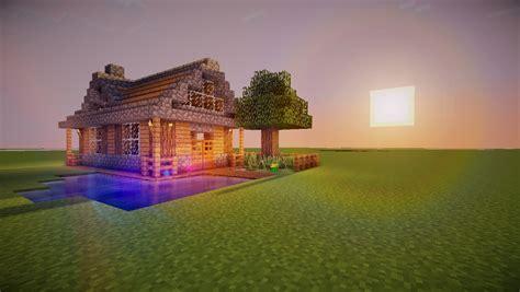 Construire Une Maison Minecraft 2701 by Tutoriel Maison Simple Minecraft