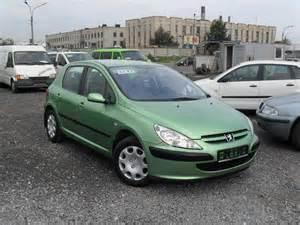 2002 Peugeot 307 Review 2002 Peugeot 307 Pictures 1 6l Gasoline Ff Manual For