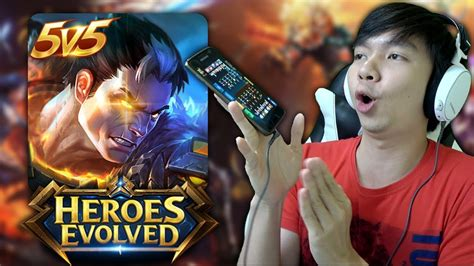 codashop heroes evolved indo game seru nich heroes evolved indonesia youtube
