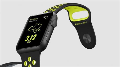 Apple Series 2 Nike Series apple series 2 nike essential guide to the run friendly smartwatch
