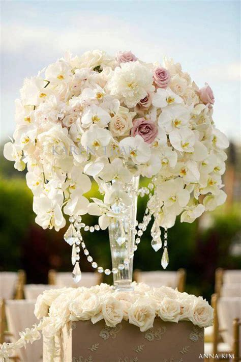 Picture Of How To Use Flowers For Wedding Decor Ideas