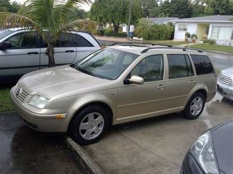 volkswagen wagon 2001 buy used 2001 volkswagen jetta gls wagon 4 door 2 0l in