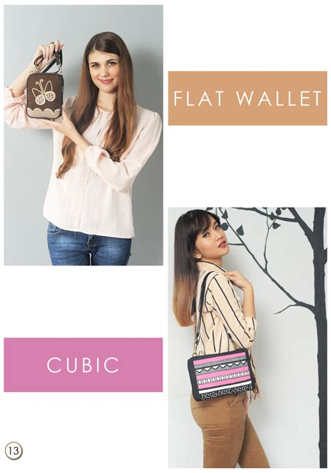 Flat Wallet Maika Etnik Valencia Bahan maika etnik 2017 aneka tas cantik by shopinkshop