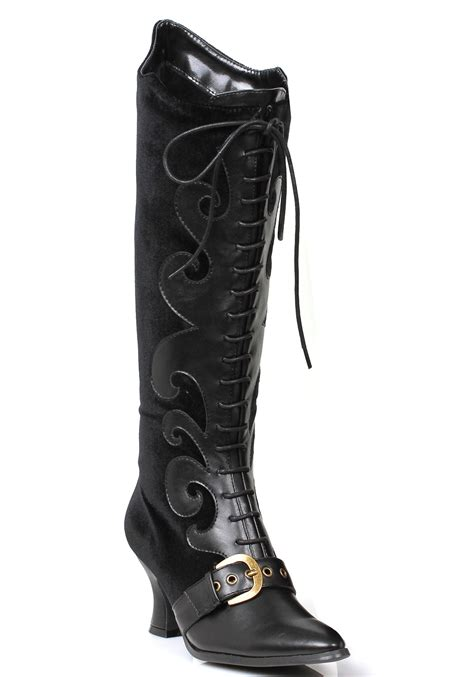 s 2 5 inch heel boot with lace