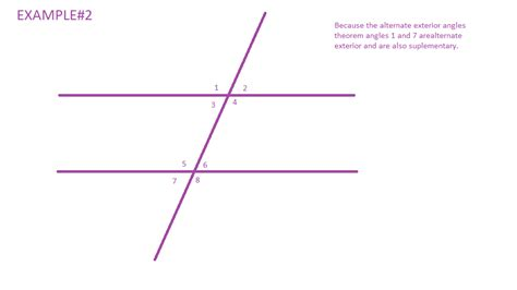 Consecutive Interior Angle by Mrwadeturner Consecutive And Alternate Exterior Angles