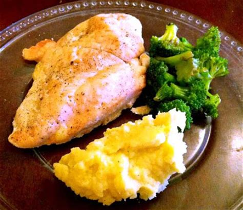 easy and healthy baked chicken breast recipe food fun