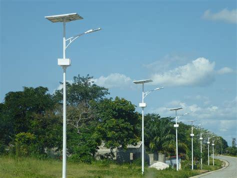 solar light installation solar l operation installation advantages price
