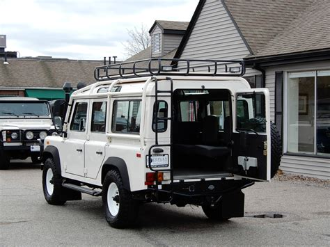 how cars run 1993 land rover defender transmission control 1993 land rover nas defender 110 301 copley motorcars