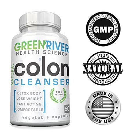 Colon Cleanse Detox By Green River Health Science colon cleanse detox by green river health science