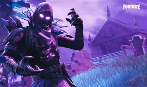 fortnite raven fortnite skin live epic launches new
