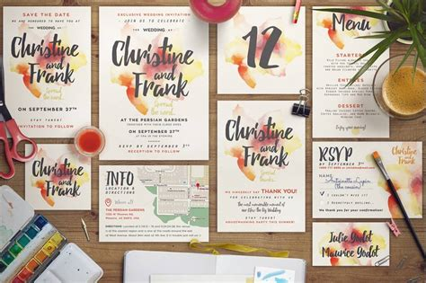 Wedding Invitation Preview by 90 Gorgeous Wedding Invitation Templates Design Shack