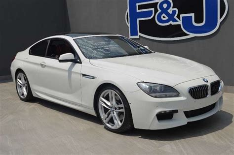 Bmw 640i 2012 by 2012 Bmw 6 Series 640i Coupe M Sport Coupe Petrol Rwd