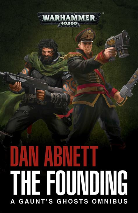the founding book by dan abnett official publisher