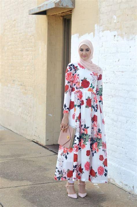 Fashion Gamis 2016 35 trend model baju lebaran terbaru 2018 simple