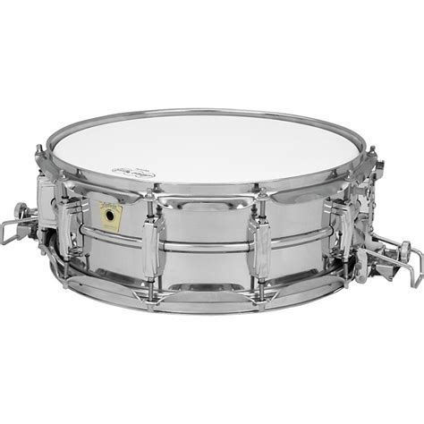 Chrome Search Sensitive Ludwig Sensitive Snare Drum With Classic Lugs Musician S Friend