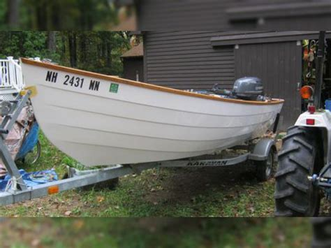 used john dory boats for sale dory boats for sale daily boats