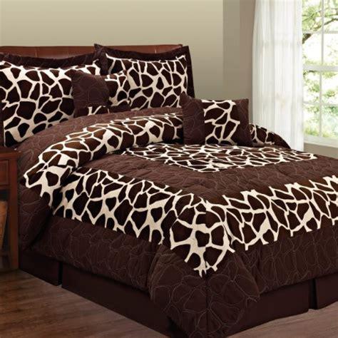 Animal Print Bed Set Animal Print Bedding Room Decor