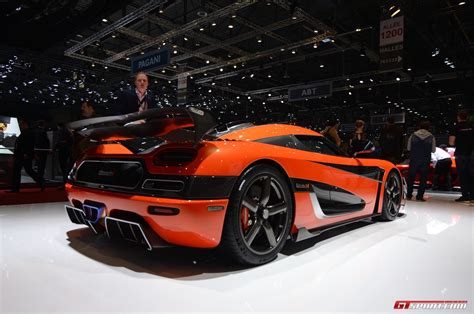 koenigsegg agera final geneva 2016 koenigsegg quot one of 1 quot agera final edition