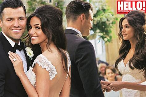 michelle keegan wedding dress revealed mark wright shares mark wright and michelle keegan wedding details revealed