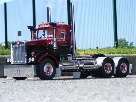 kenworth truck models australia rc custom 1 14 scale tamiya kenworth australian custom rc
