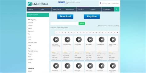download themes ringtones for mobile download free theme park ringtones for your mobile phone