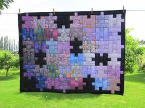 puzzle quilt quilt