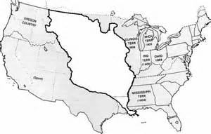 Louisiana Blank Map by Blank Map Louisiana Purchase Sketch Coloring Page