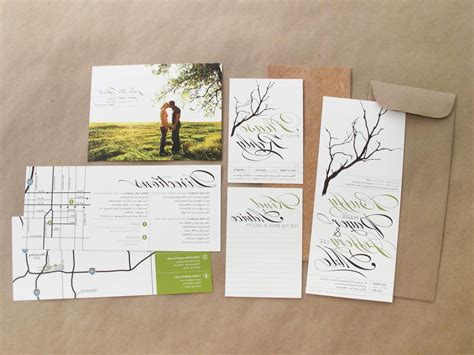 Printable Wedding Invitation Kits Free | how to create diy wedding invitation kits free